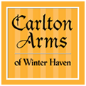 carlton-arms-winter-haven-logo